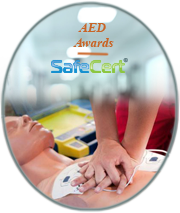 AED and CPR Awards