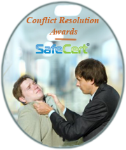 Conflict Resolution and Personal Safety Award