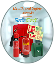 Supervising Health and Safety Award