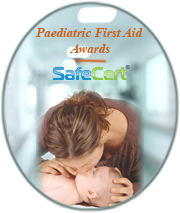 Emergency Paediatric First Aid Award