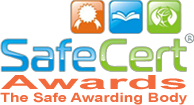 SafeCert Awards – Awarding Body for Qualifications and Certification Logo