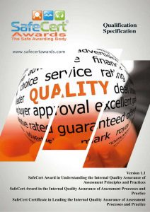 IQA Verifier Awards Qualification Specification